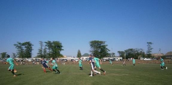 Футболисты из Саратского района прошли в 1/8 финала кубка губернатора