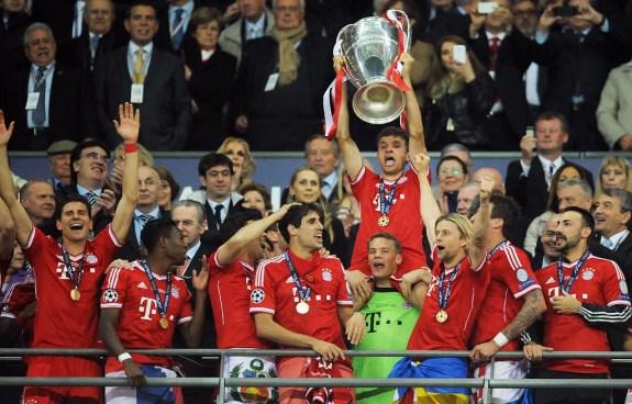 Мюнхенская «Бавария» выиграла Лигу чемпионов (ВИДЕО)