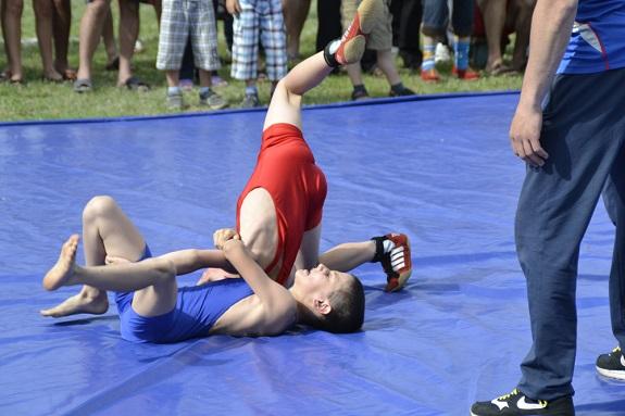 В Болградском районе состоялись соревнования по вольной борьбе (ФОТО)