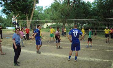 Турнир на звание лучшего спортивного села в Арцизском районе