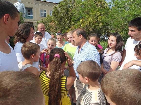 Нардеп побывал на фестивале «Бессарабский веночек» в Арцизском районе (ФОТО)