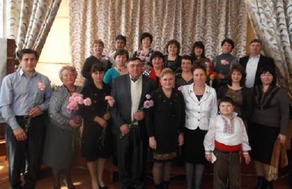 В Тарутинском районе чествовали лучших педагогов