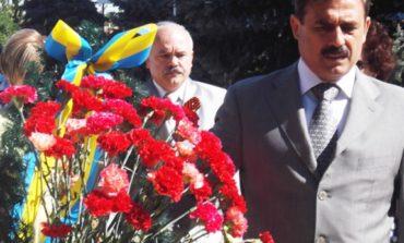 Нардеп посетил праздничный парад ко Дню Победы в Болграде (ФОТО)
