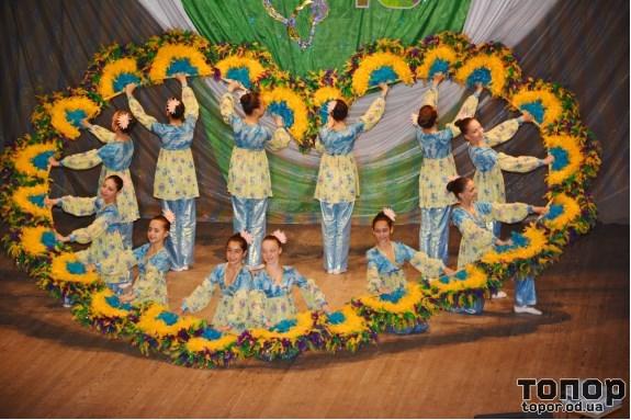 Антон Киссе поздравил танцевальный коллектив «Придунавье» с юбилеем (ФОТО)