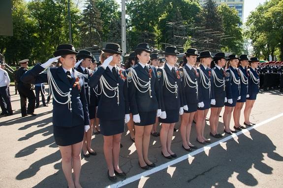 В Одессе прошёл парад ко Дню Победы