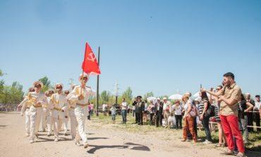 В Одессе прошла реконструкция сражения в Великой Отечественной войне
