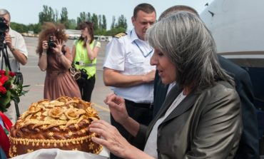 Одессу посетила вице-президент Болгарии по приглашению нардепа (ФОТО)