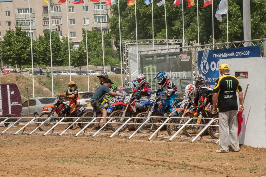 Белгород-Днестровский принял третий этап чемпионата мира по мотокроссу