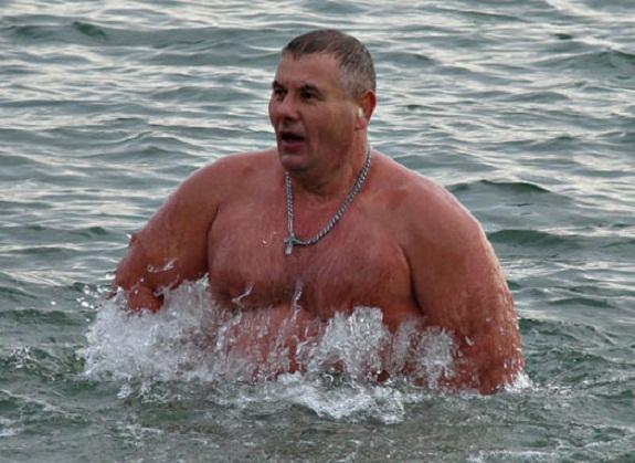 Житель Измаила примет участие в заплыве из Евразии в Америку