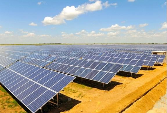 В Арцизском районе завершается строительство солнечной электростанции