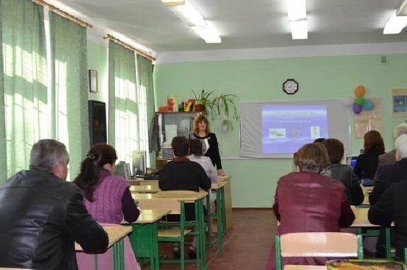 В Тарутинском районе учителя математики провели семинар