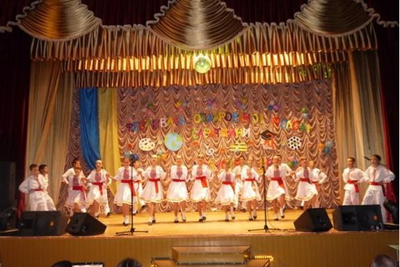 В Саратском районе прошёл фестиваль «Навстречу мечте» (ФОТО)