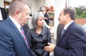 Вице-президент Болгарии Маргарита Попова посетила Бессарабию