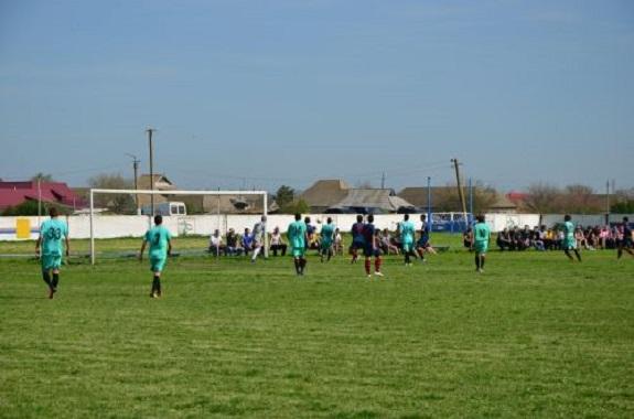 В Саратском районе определился победитель кубка губернатора по футболу