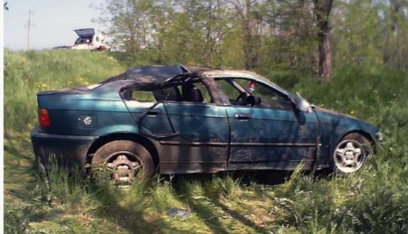 Румынка скончалась в Саратском районе в результате ДТП