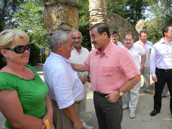 Антон Киссе с рабочим визитом посетил Болград