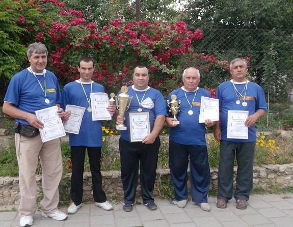 Болградские инвалиды стали лучшими спортсменами в области (ФОТО)