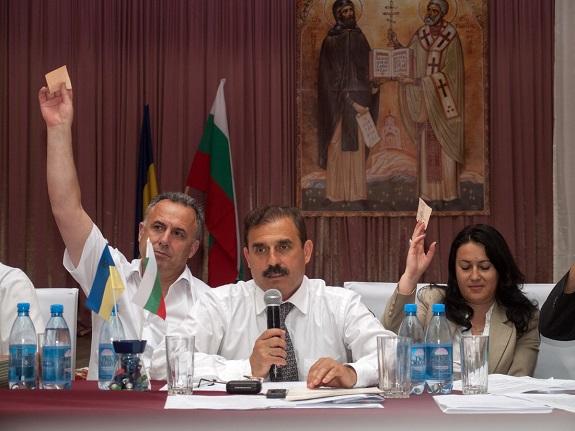 Ассоциация болгар Украины настаивает на придании болгарскому языку статуса регионального (ФОТО)