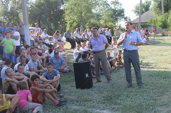 Антон Киссе поздравил сёла Бессарабии с Днём рождения (ФОТО)