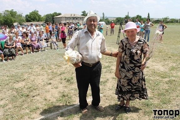 Село Перемога