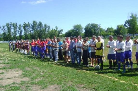 В Арцизском районе определился чемпион по футболу среди ветеранов (ФОТО)