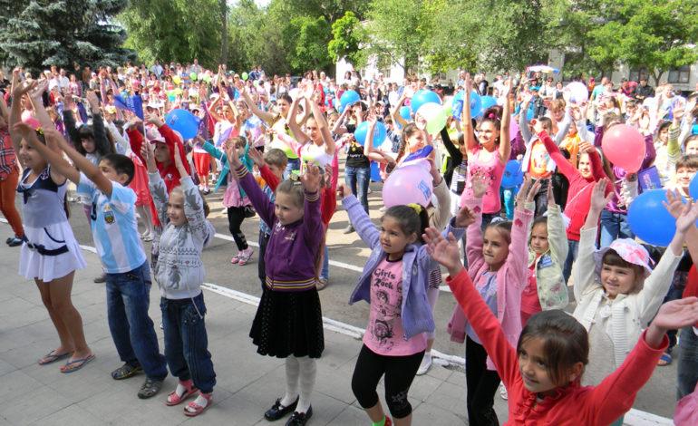 В Болграде с размахом отметили День защиты детей (ФОТО)