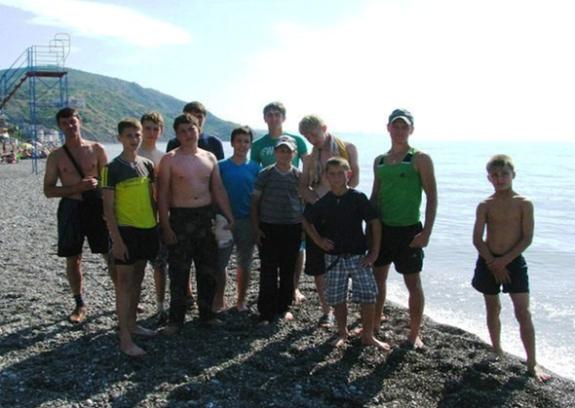 Школьники Арцизского района побывали в заповедных местах Крыма
