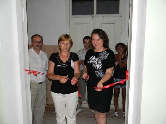 Болградские инвалиды отметили долгожданное новоселье (ФОТО)