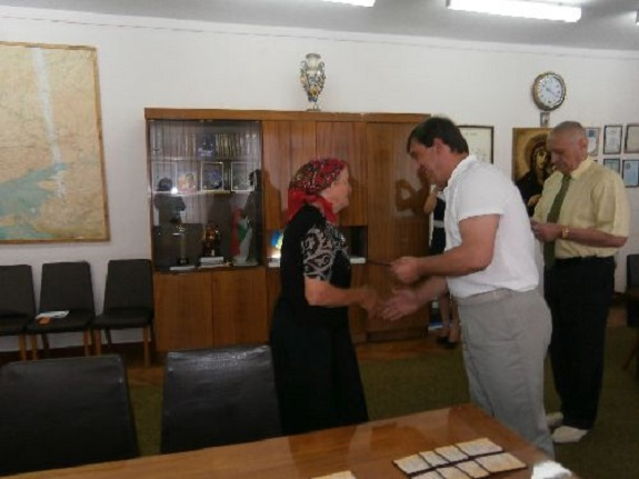 В Арцизском районе наградили матерей-героинь (ФОТО)