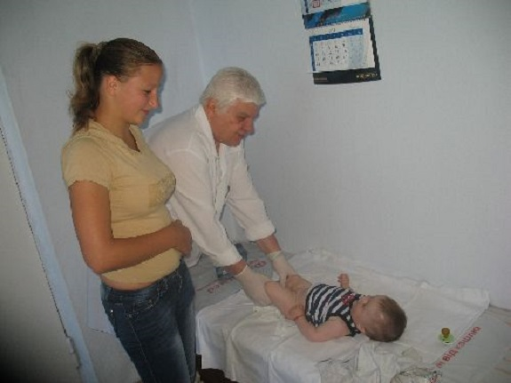 В Арцизском районе медосмотр уже прошли более 3 тысяч детей (ФОТО)
