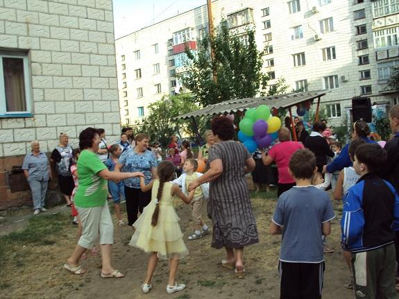 В Арцизском районе отметили День защиты детей