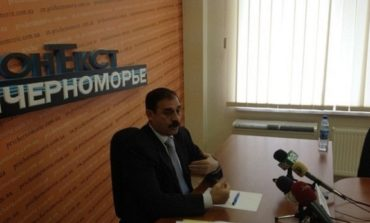 Антон Киссе поздравил журналистов с профессиональным праздником