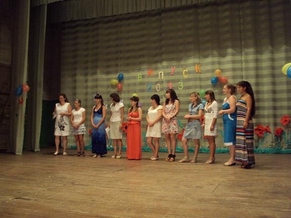 В Арцизском профессиональном аграрном лицее прошёл выпускной (ФОТО)