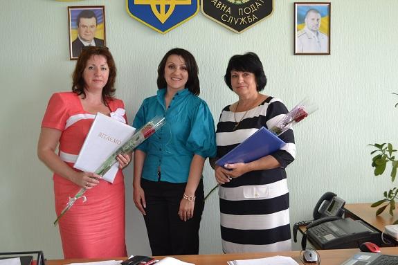Арцизские налоговики поздравили журналистов с профессиональным праздником (ФОТО)