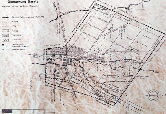 Сарата – многонациональная немецкая колония с оригинальным названием и самой старой кирхой