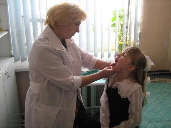 В Ренийском районе завершился первый этап детского медосмотра
