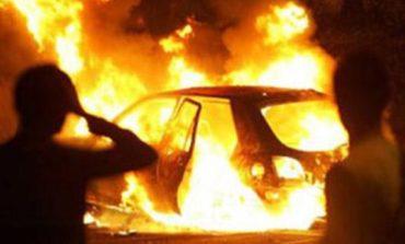 В Белгород-Днестровском районе горели «Жигули»