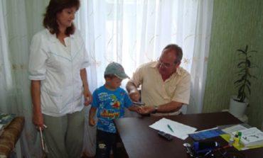 Дошкольники Болградского района начали проходить медосмотр