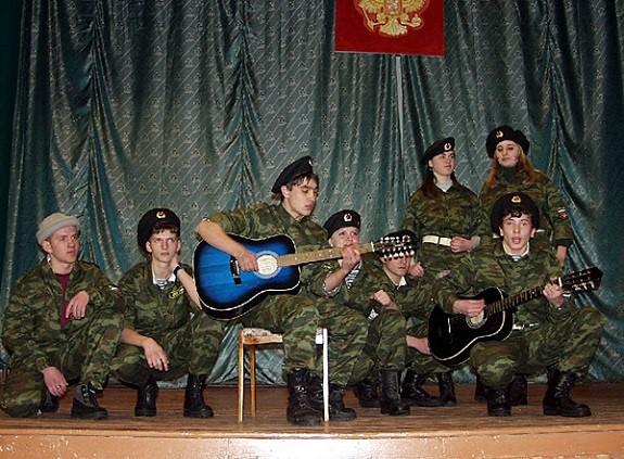 В Тарутинском районе состоялся фестиваль военно-патриотической песни