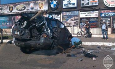 В Одессе произошло тройное ДТП, есть жертвы (ВИДЕО)