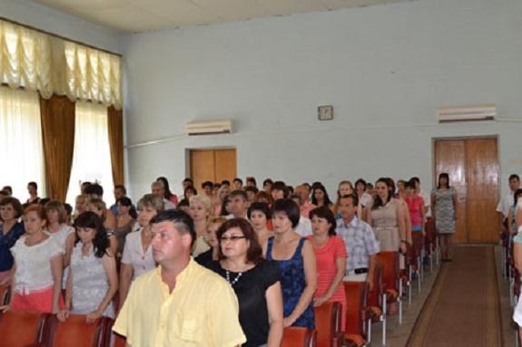 В Болградском районе чествовали лучших государственных служащих