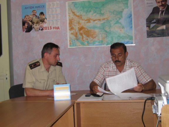 Антон Киссе провёл приёмы жителей Бессарабии