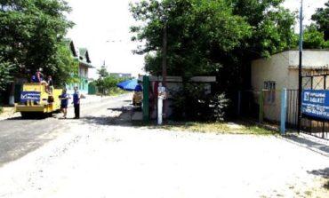 В зоне отдыха Килийского района после ремонта открыли дорогу