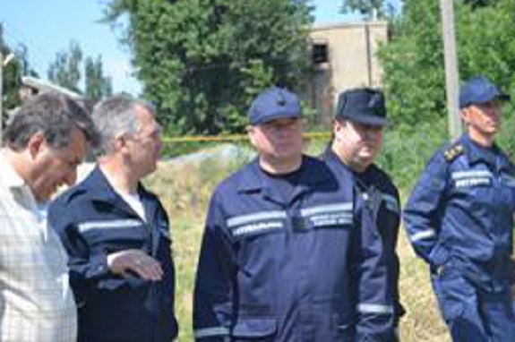 В Ренийском районе побывал генерал-лейтенант Сергей Данилюк