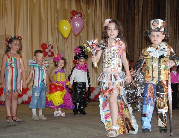 В Болграде выбрали мини- мисс и мистера (ФОТО)