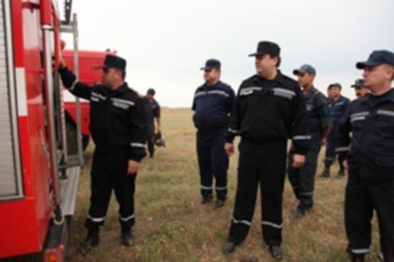 В Ренийском районе развернули спасательный пункт на случай наводнения