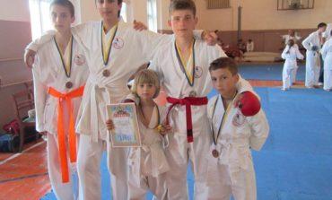 Болградские каратисты привезли медали с регионального турнира (ФОТО)