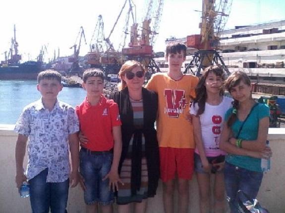 Тарутинские школьники побывали на выставке животных в Одессе