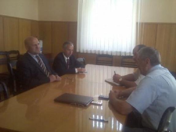 Посол Молдавии в Украине побывал в Ренийском районе