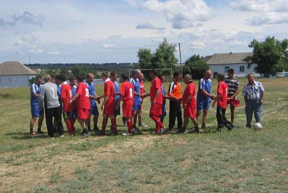 В Болградском районе состоялся праздник футбола (ФОТО)